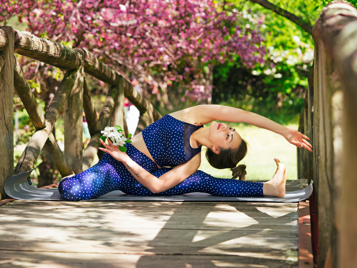 Photo of Morning yoga is perfect for good health