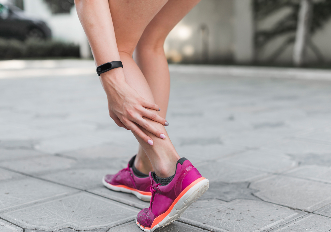 Photo of Take care of your ankles while running