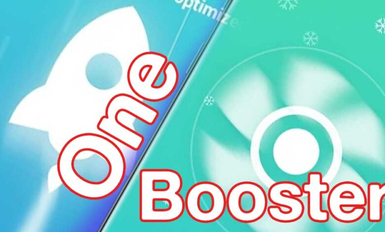 1. One Booster