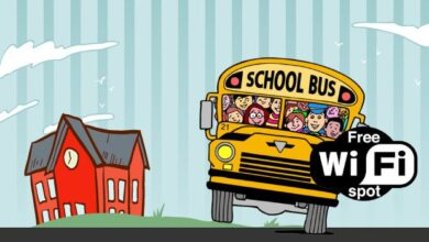 The Surprising Benefits of School Bus WiFi
