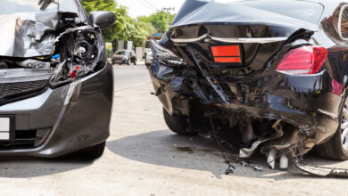 A Basic Guide on the Different Types of Car Accidents