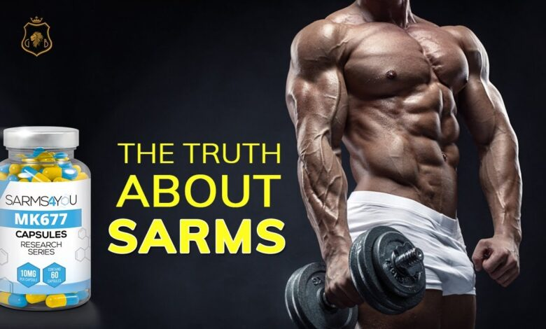 A Beginner's Guide to the Best SARMs for Sale