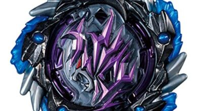 WHICH IS THE MOST POWERFUL BEYBLADE IN THE WORLD?