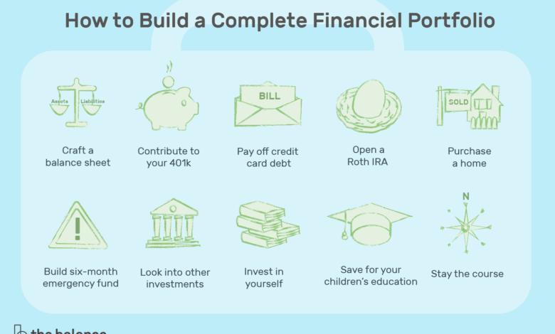 Building and Managing the Best Investment Portfolio