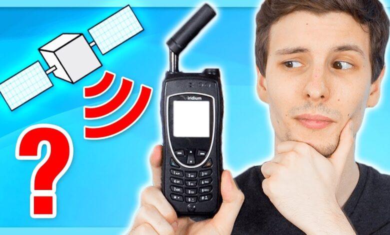 Satellite Phones vs. Cell Phones